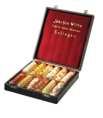 Witte Bonbons Schatulle